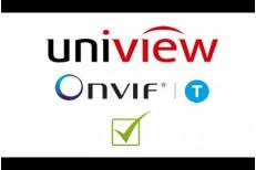 Uniview Technologies поддерживает универсальный протокол ONVIF T
