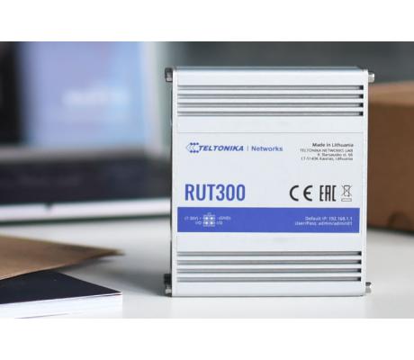 Новый промышленный маршрутизатор Ethernet RUT300