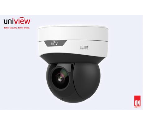 Компания Uniview выпустила новую модель сетевой mini PTZ камеры
