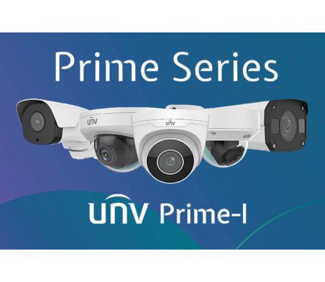 IP-камеры UNV серия Prime I  – лучший выбор камер для видеонаблюдения с высоким разрешением