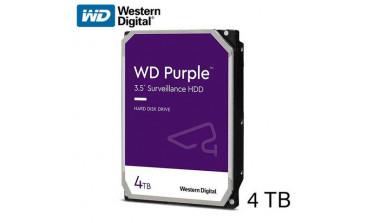 Western Digital Purple 4TB WD41PURX-93U8AY0