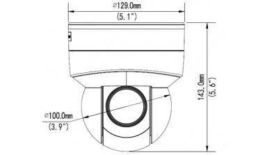 UNIVIEW IPC6412LR3-X5P