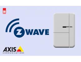Беспроводной дверной/оконный датчик Axis T8342 Door/Window Sensor