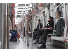 UNV Heat-Tracker - применение в общественном транспорте для измерения температуры пассажиров